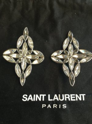 Original Yves Saint Laurent YSL Vintage Ohrclips/Ohrringe