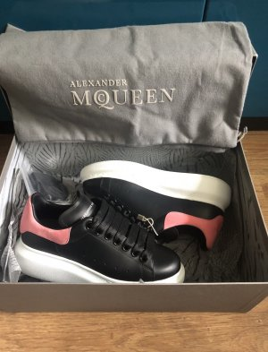 Alexander McQueen Sneaker stringata multicolore Pelle