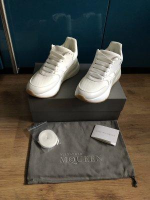 Alexander McQueen Sneakers veelkleurig Leer