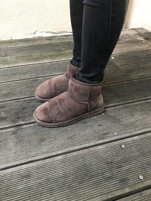 Originale braune UGG Boots