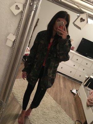 Originale Camouflage Jacke