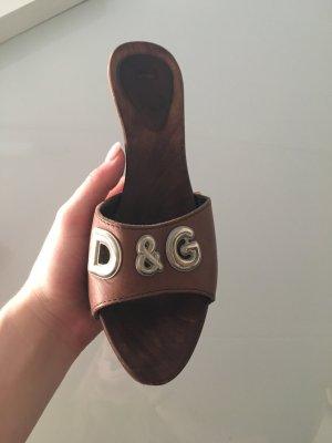 Originale D&G Sommerschuhe