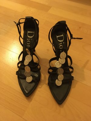 Originale Dior High Heel Sandalen
