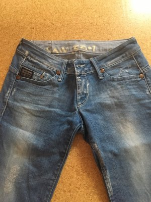 G-Star Raw Jeans larghi blu