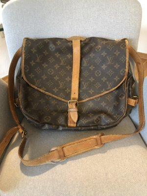Louis Vuitton Bandolera multicolor