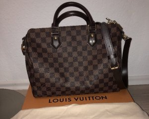 ORIGINALE Louis Vuitton Speedy 30 mit Gurt