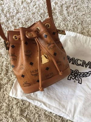 MCM Pouch Bag brown