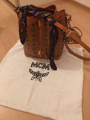 Originale MCM Heritage Tasche mit mini Tasche