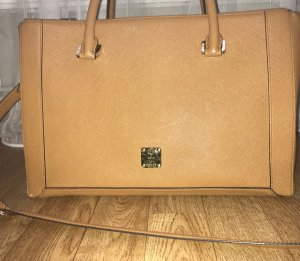 Originale MCM Tasche aus Leder