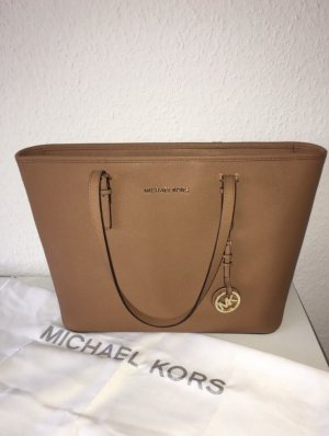 Originale Michael kors Tasche in beige