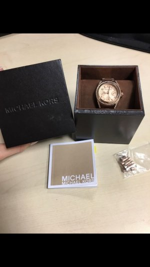 originale Michael Kors Uhr Rose - MK 5613 NEU