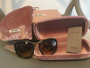 originale Miu Miu Sonnenbrille