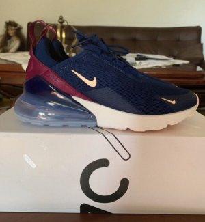 Nike Sneakers met veters blauw-lila