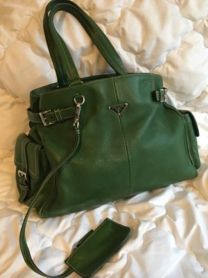 Originale Prada Green Hobo Bag NP 1900€