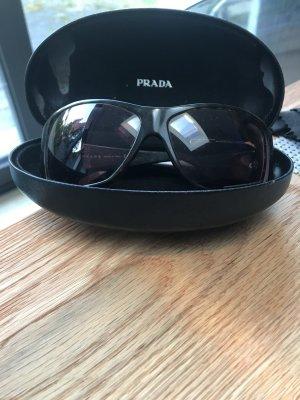 Originale Prada Sonnenbrille mit Stärke -2,5 inkl. Etui