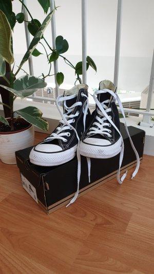 Originale schwarze Converse All Star