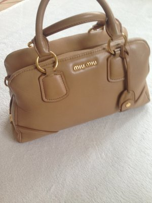 Miu Miu Handbag beige