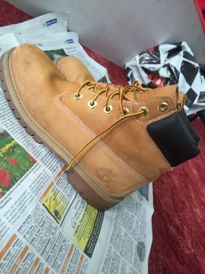 Originale Timberlands Schuhe