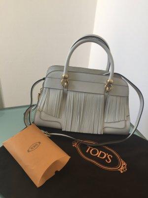 Originale TOD'S Sella Bags in Weiß- Top Zustand-