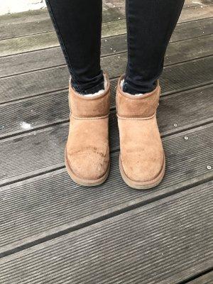 Originale UGG Australia Boots in beige