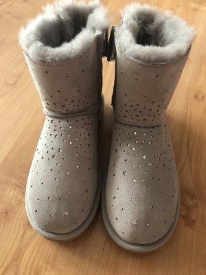UGG Fur Boots grey