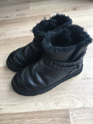 Originale UGG Boots in schwarz