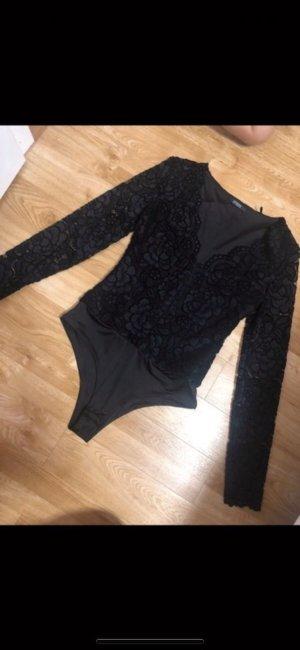 Guess Shirtbody zwart