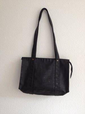 Originaler MCM Shopper schwarz vintage