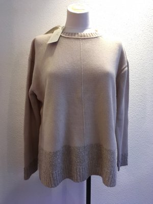 Nice Connection Cashmere Jumper natural white-cream