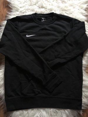 Nike Oversized Sweater black-white