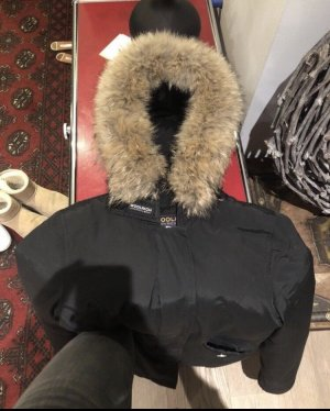 Woolrich Piumino lungo nero