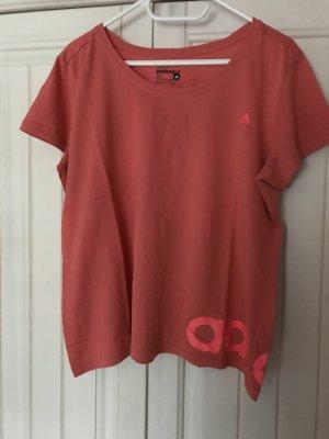 Adidas NEO T-shirt zalm-rood
