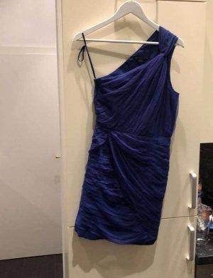Armani Exchange Robe de cocktail bleu foncé