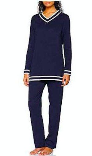 ◉ Originalverpackt! Hochwertiger Baumwoll-Pyjama ◉