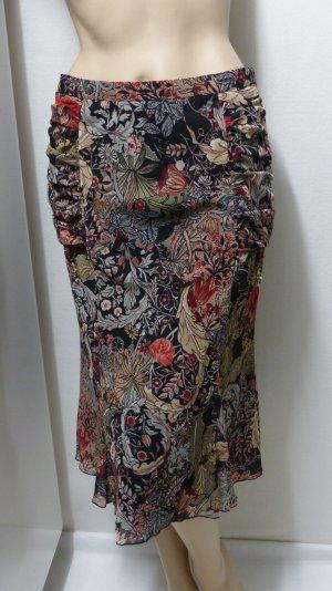 Ashley Brooke Godet Skirt multicolored polyester