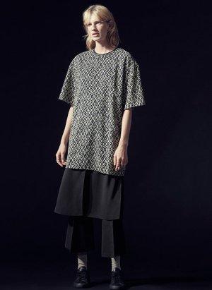 Orland Tee Kleid in Small von Weekday