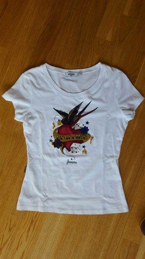 Oroginal Moschino T-Shirt, S, bedruckt