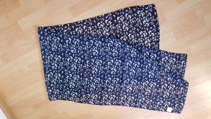 Orsay Bufanda blanco-azul oscuro