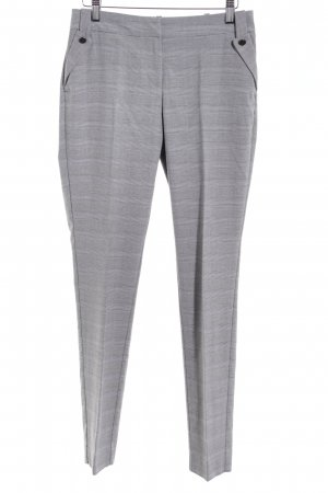 Orsay Suit Trouser light grey-grey check pattern business style