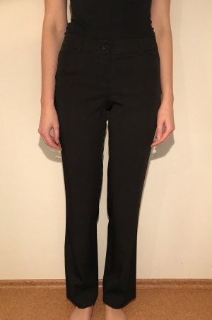Orsay Pleated Trousers black