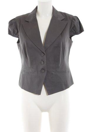 Orsay Gilet de costume gris clair style décontracté