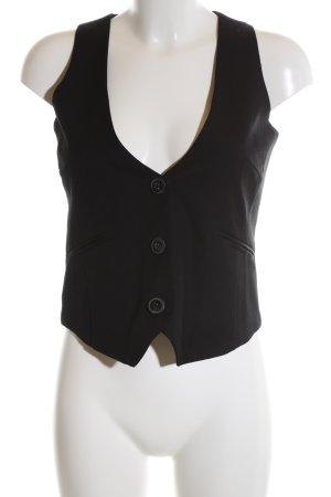 Orsay Waistcoat black business style