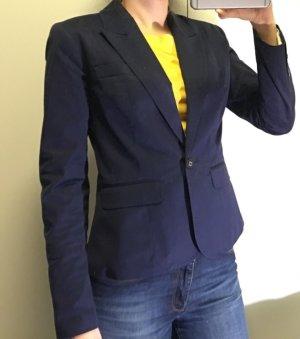 Orsay blauer Blazer mit Knopf