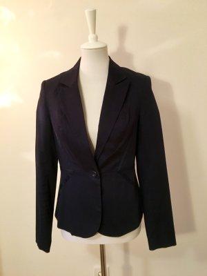 Orsay Short Blazer dark blue cotton