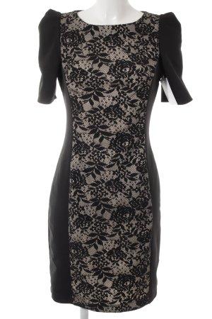 Orsay Bleistiftkleid schwarz-creme Elegant