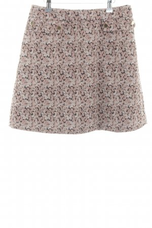 Orsay Pencil Skirt pink-cream allover print casual look