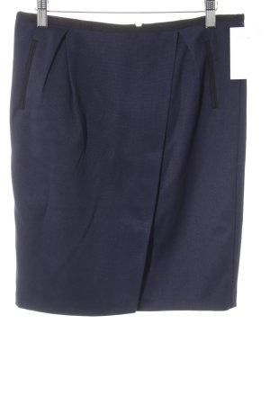 Orsay Bleistiftrock schwarz-dunkelblau Casual-Look