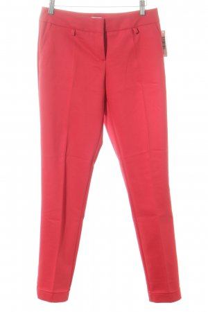 Orsay Bundfaltenhose rot Business-Look