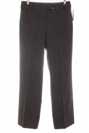 Orsay Bundfaltenhose schwarz Business-Look