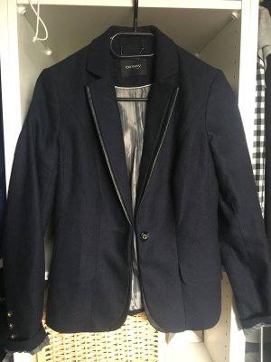 Orsay Jersey Blazer negro-azul